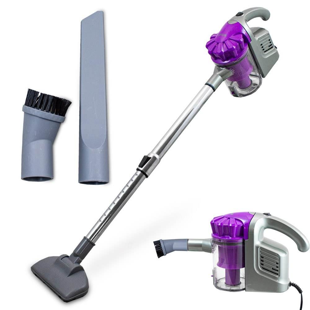 Vacuum cleaner bagless purple 600W Bituxx