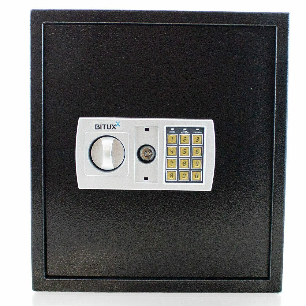 Safe Black with Electronic lock