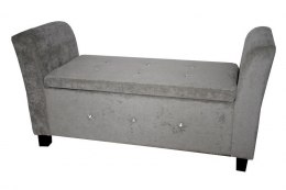 Sofa medium gray | grey chenille