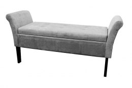 Sofa Grey Big | Grey Chenille