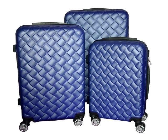 Suitcases set of 3 Blue